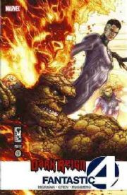 Dark Reign Fantastic Four Graphic Novel Trade Paperback TP Marvel Comics